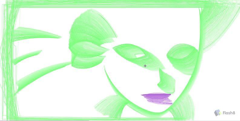 逐帧动画--《傀儡》制作全过程